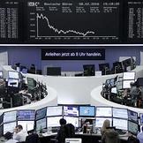 Обвал на биржах Европы: в зоне риска – банки